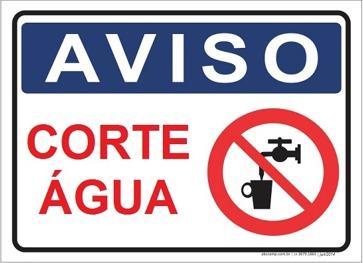 SAAE Itarana informa: Será realizado o corte de água para os usuários com contas em atraso acima de 30 (trinta) dias.